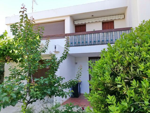 PHOTO1 - VENTE villa composée de 2 appartements, garage et jardin à Agde.