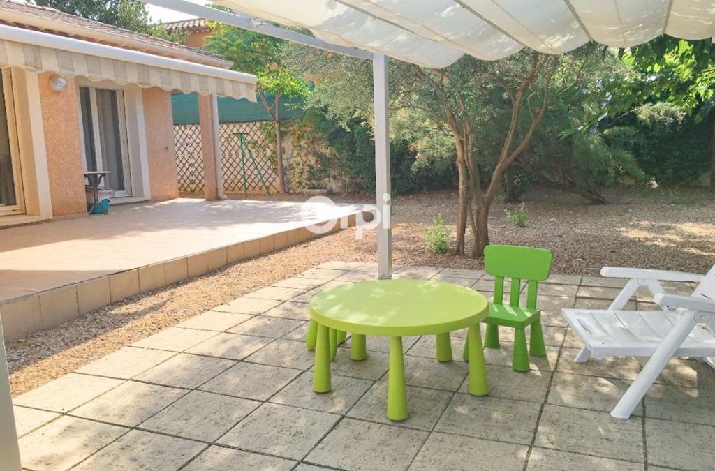 PHOTO1 - Vente villa 3 suites parentales, garage double au Grau d'Agde