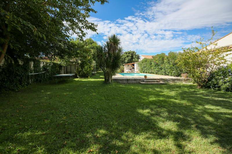 PHOTO1 - Vente spacieuse maison familiale avec piscine garage et dépendance à Agde .