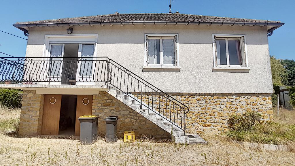 Maison 4 pièces - 3 chambres - VILLEFRANCHE SUR CHER